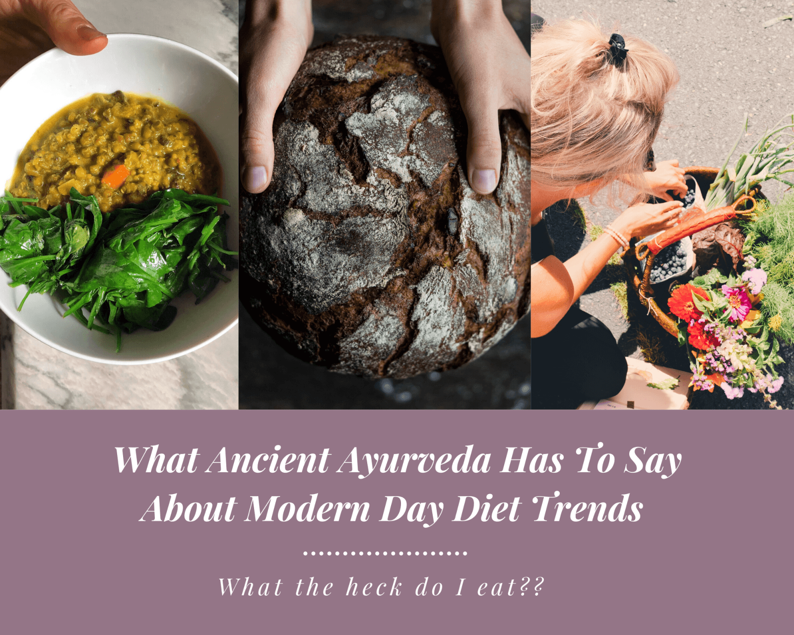 Ancient Perspectives on Modern Day Health Trends
