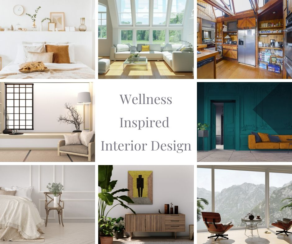 Wellness Inspired Interior Design